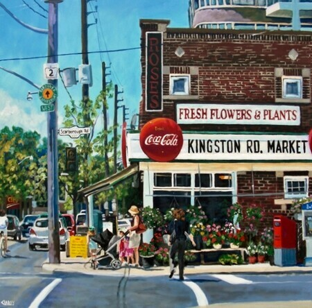 Kingston Rd. Market
